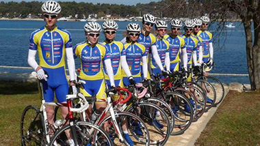 4Ever Cyklo Bulis tým se připravuje na sezónu