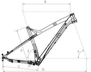 SCANNER Carbon Hardtail High Modulus 29