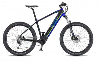 """ENNYX 329"""" - černá/modrá"""