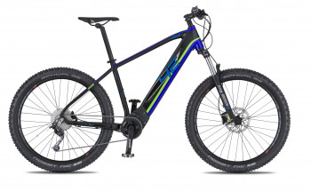 ENNYX 327,5 Plus - černá/modrá