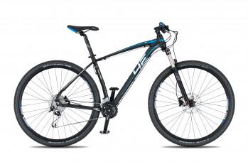 FRONTBEE XT - černá / metal modrá