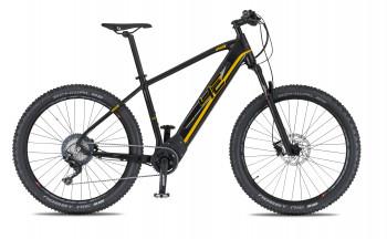 ENNYX 127,5 Plus - černá / zlatá