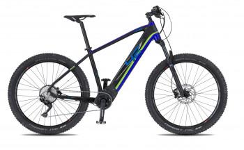 ENNYX 227,5 Plus - černá / modrá