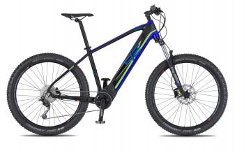 ENNYX 327,5 Plus - černá / modrá